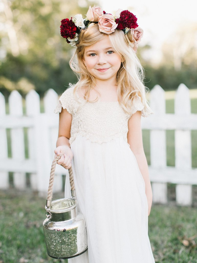 Flower Girl Dresses | Flower Girl Trends